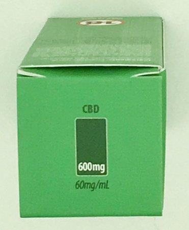 CBD ELiquid 600mg/ml