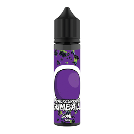 Gumball - Blackcurrant - 50ml Shortfill