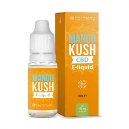 Harmony CBD Mango Kush E-liquid