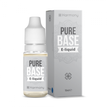 Harmony CBD Oil Pure Base E-liquid
