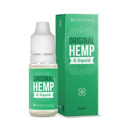 Harmony CBD Oil Original Hemp E-liquid