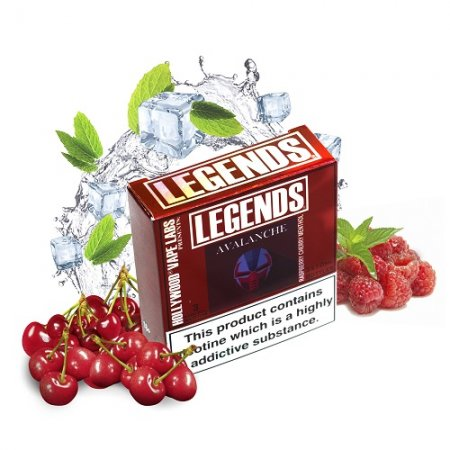 Legends Avalanche VG Based Liquid