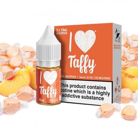 Mad Hatter I Love Taffy