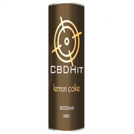 CBD Hit Lemon Cake 10ml - 500mg