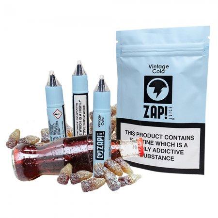 Zap! Vintage Cola Eliquid