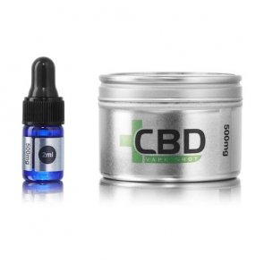 CBD Vape Shot 2ml - Concentrate