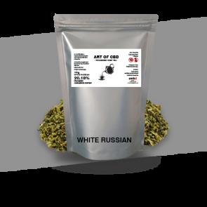 Art of CBD Processed Hemp Tea: White Russian - Processed Cannaboid Content 20.18% - 10g