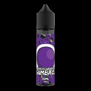 Gumball - Blackcurrant - 50ml Shortfill
