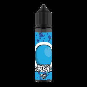 Gumball - Blue Raz - 50ml Shortfill