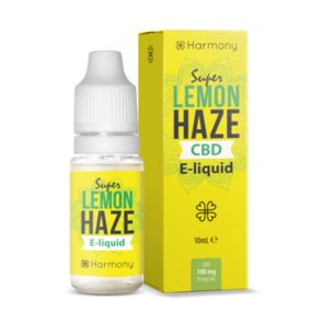 Harmony CBD Oil Super Lemon Haze E-liquid