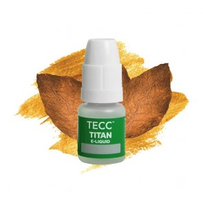 TECC Titan E-liquid Virginia Tobacco