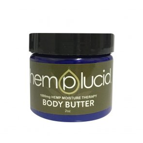 Hemplucid Moisture Therapy Body Butter