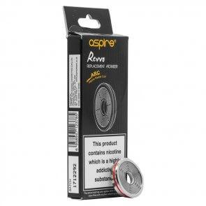 Aspire Revo Replacement coils - Aspire Radial Coils