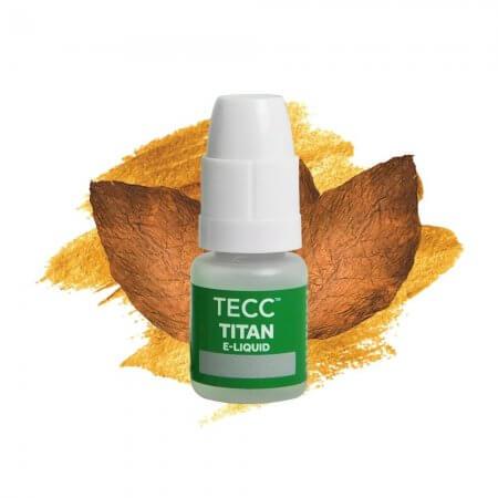 TECC Titan E-liquid Virginia Tobacco