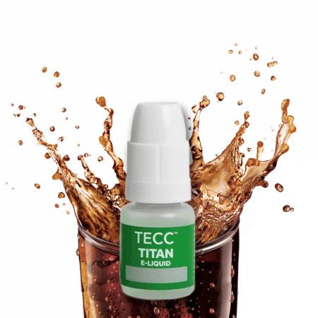 TeccTitan E-Liquid Cola