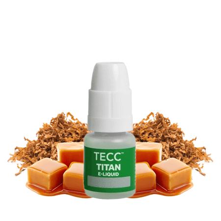 Tecc Titan Eliquid RY4 Tobacco