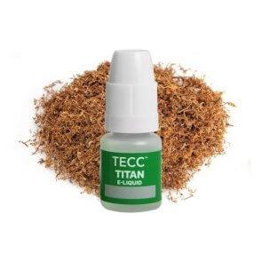 TECC Titan E-liquid Tobacco