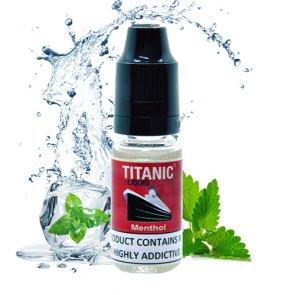 Titanic Menthol E-liquid