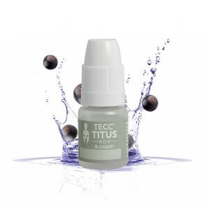 Tecc Titus ADV E-liquid Berry Blue