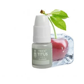 Tecc Titus ADV E-liquid Chilled Cherry