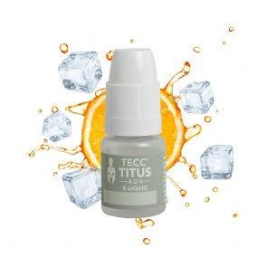 Tecc Titus ADV E-liquid Orange Ice
