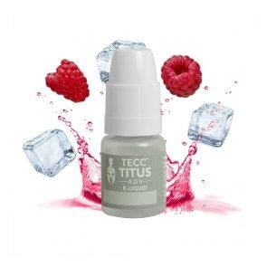 Tecc Titus ADV E-liquid Raspberry Ice