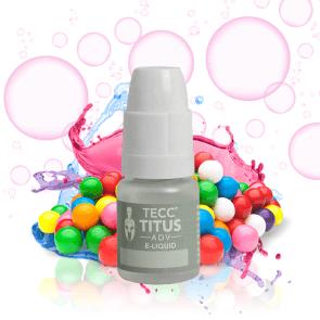 Tecc Titus E-Liquid Bubblegum