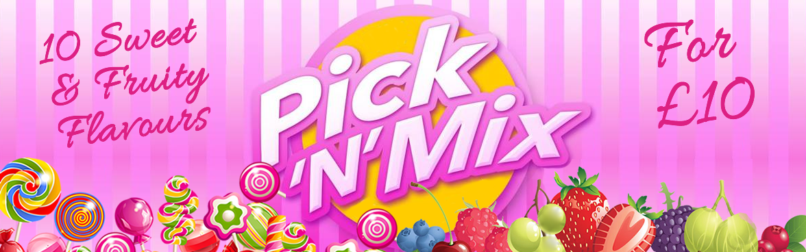 Pick n Mix for £10