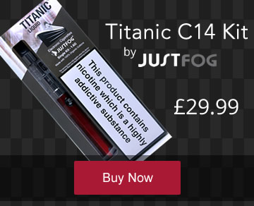 Justfog C14 ecig Kit