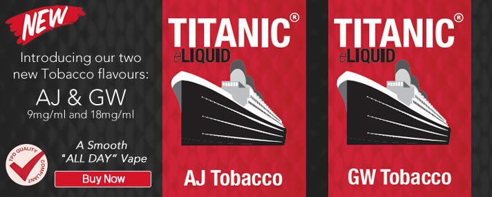 Tobacco Flavoured eLiquid